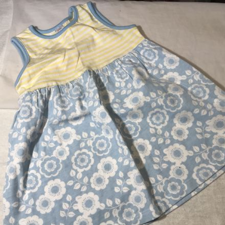 18-24 Months Stripes with Flowers Dress